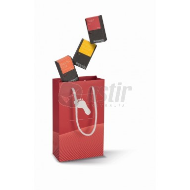 RUCK GIFT BAG / RED