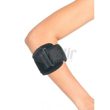 ORTHOLIFE TENNIS/GOLF ELBOW SUPPORT WITH SILICONE PAD / UNIVERSAL (D)