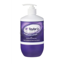 TAYLOR'S SORBOLENE LOTION WITH TEA TREE OIL AND ALOE VERA 500ML PUMP BOTTLE