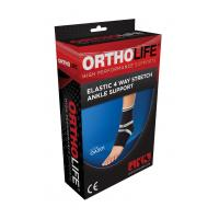 OrthoLife Elastic 4 Way Stretch Ankle Support